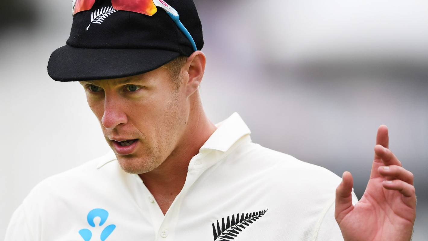 'I want to be an allrounder': Kyle Jamieson on how bowling was an afterthought