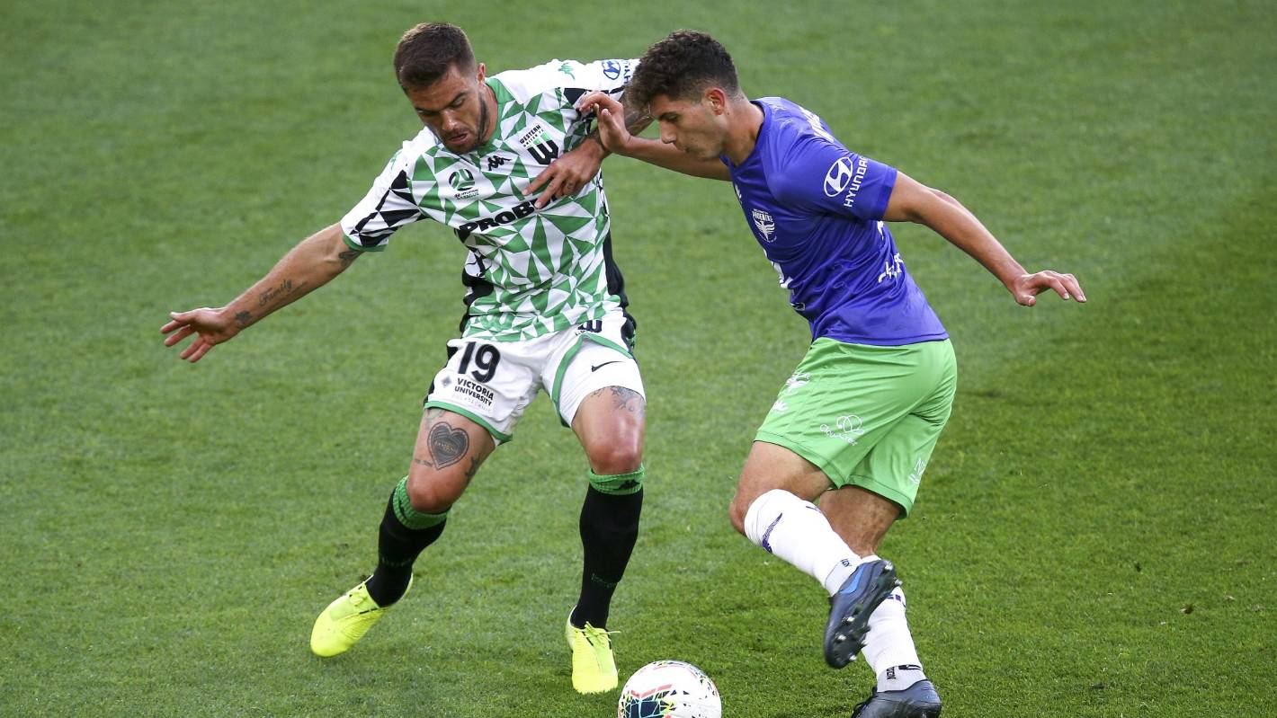 A-League: Liberato Cacace's star continues to rise at Wellington Phoenix