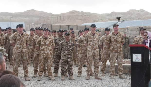 Government's 'terrible betrayal' of stranded Afghan interpreter