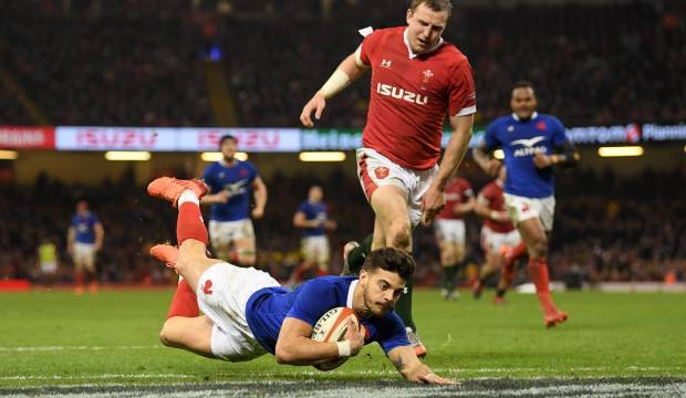 France stun Wales in Cardiff to stay in hunt for Six Nations crown