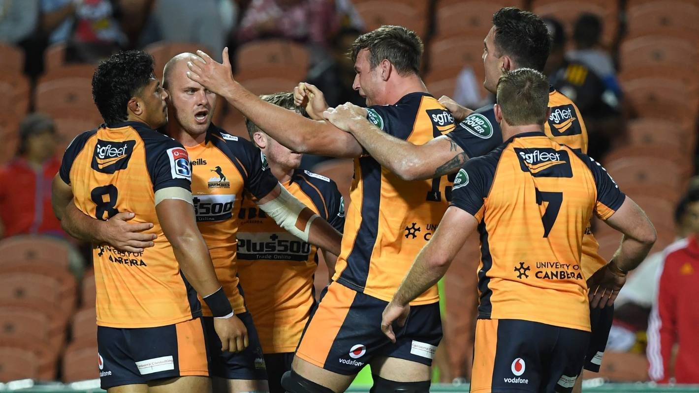 Super Rugby wrap: Brumbies upset in Hamilton breathes life into competition - Stuff.co.nz
