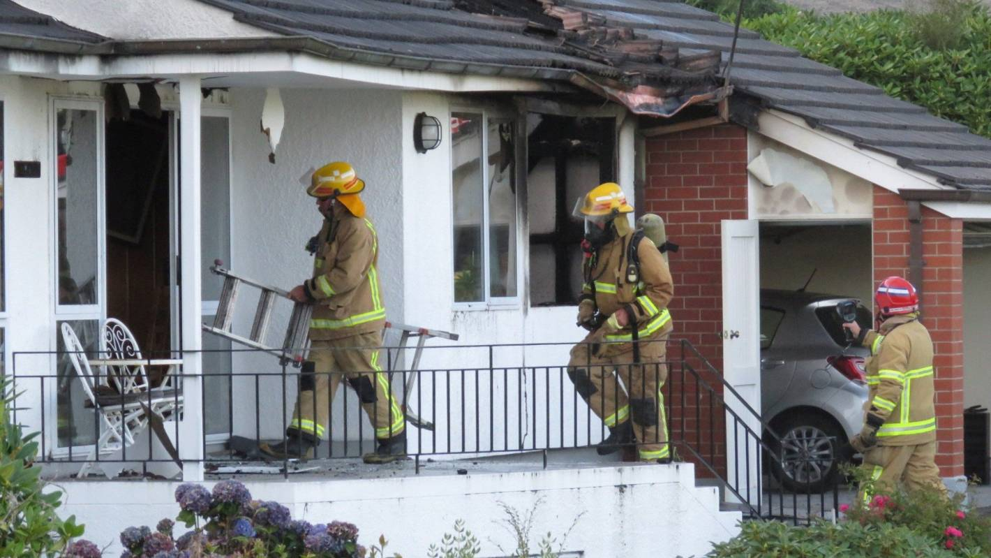 One person dead in Dunedin house fire