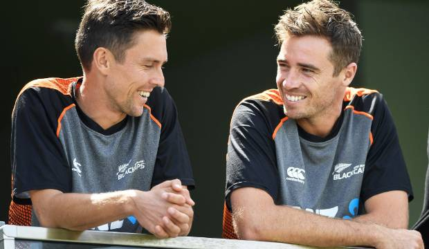 New Zealand vs India: Tim Southee, Trent Boult reach new heights after 100th