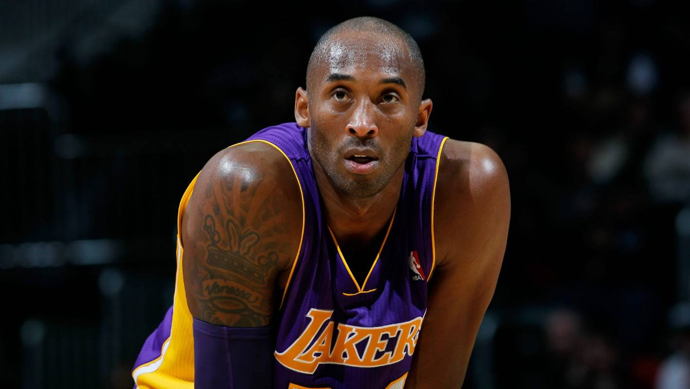 Basketball star Kobe Bryant died, along with his daughter, in a helicopter crash in January.