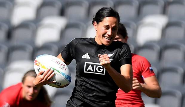 Black Ferns Sevens speedster Shiray Kaka has whole new leash on life