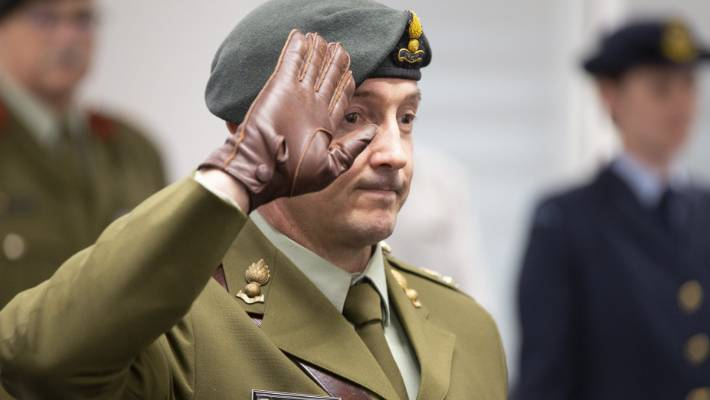 Lieutenant Colonel Justin Putze  has been on trial at  Trentham court marital this week.