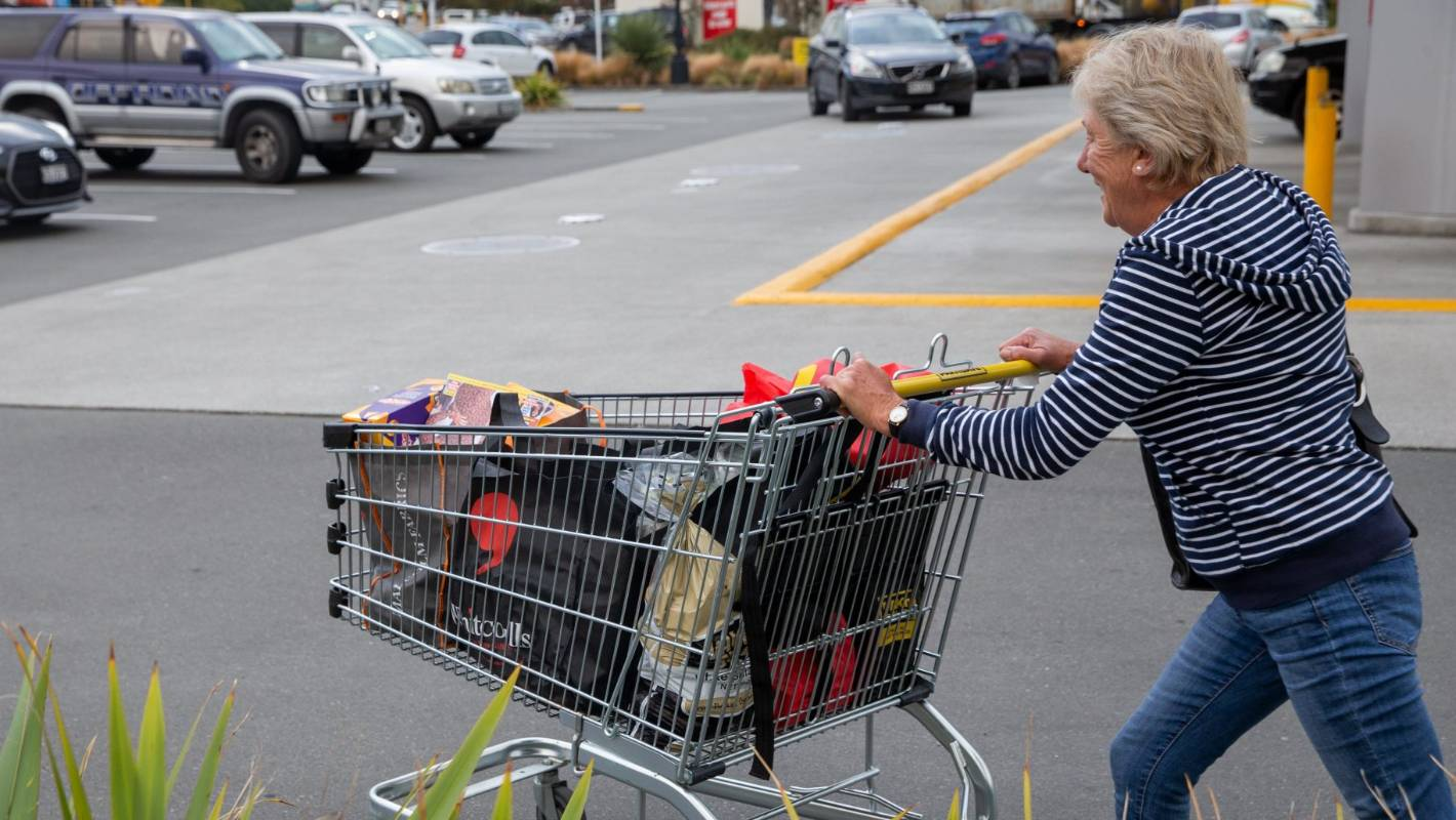 South Canterbury shoppers spend up