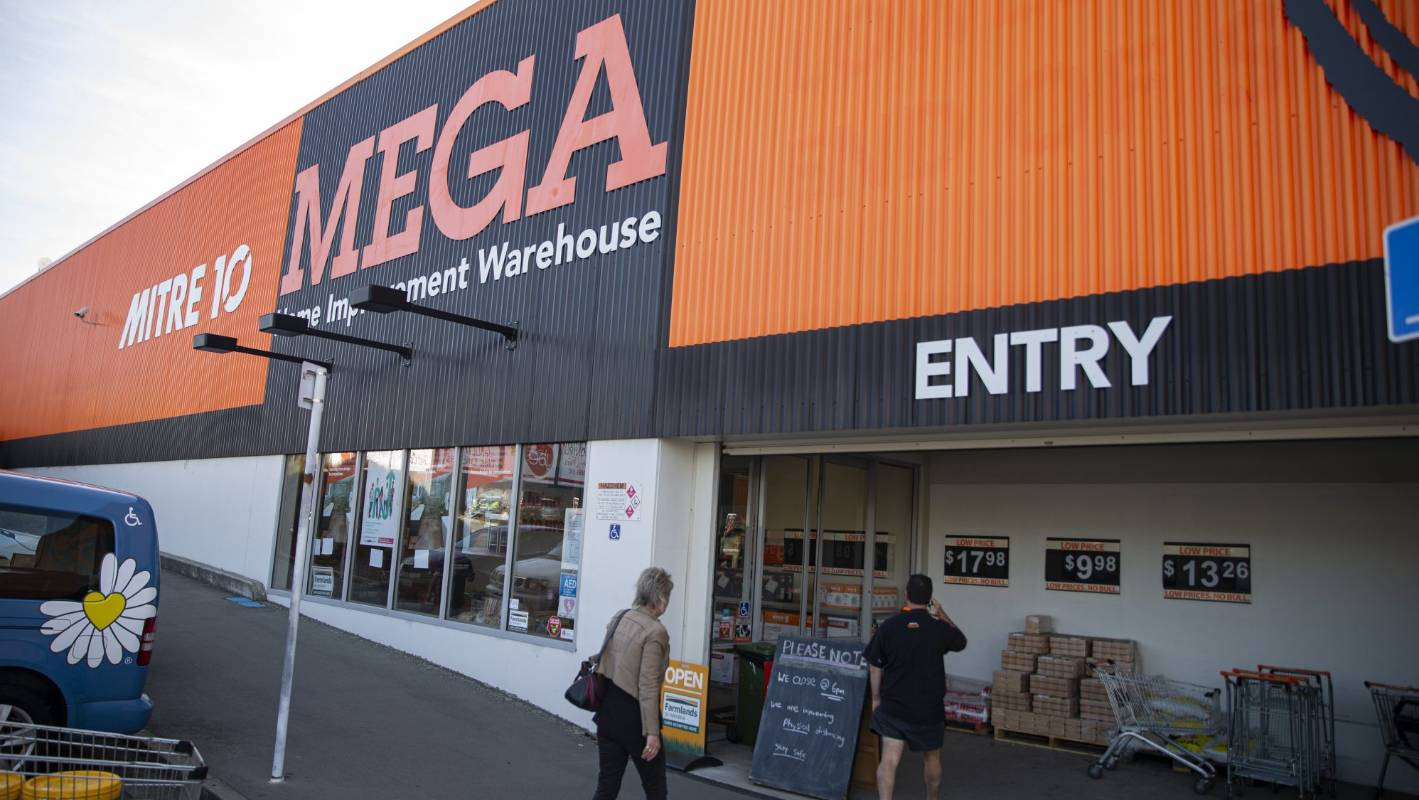Mitre 10 launches website to offer the essentials during lockdown