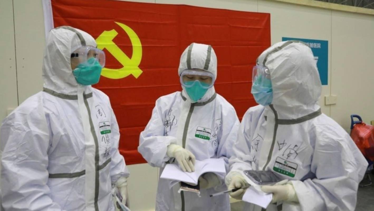 US and China's coronavirus blame battle