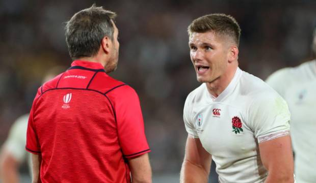 Owen Farrell bad example to England's 'bad guys' with captaincy questioned