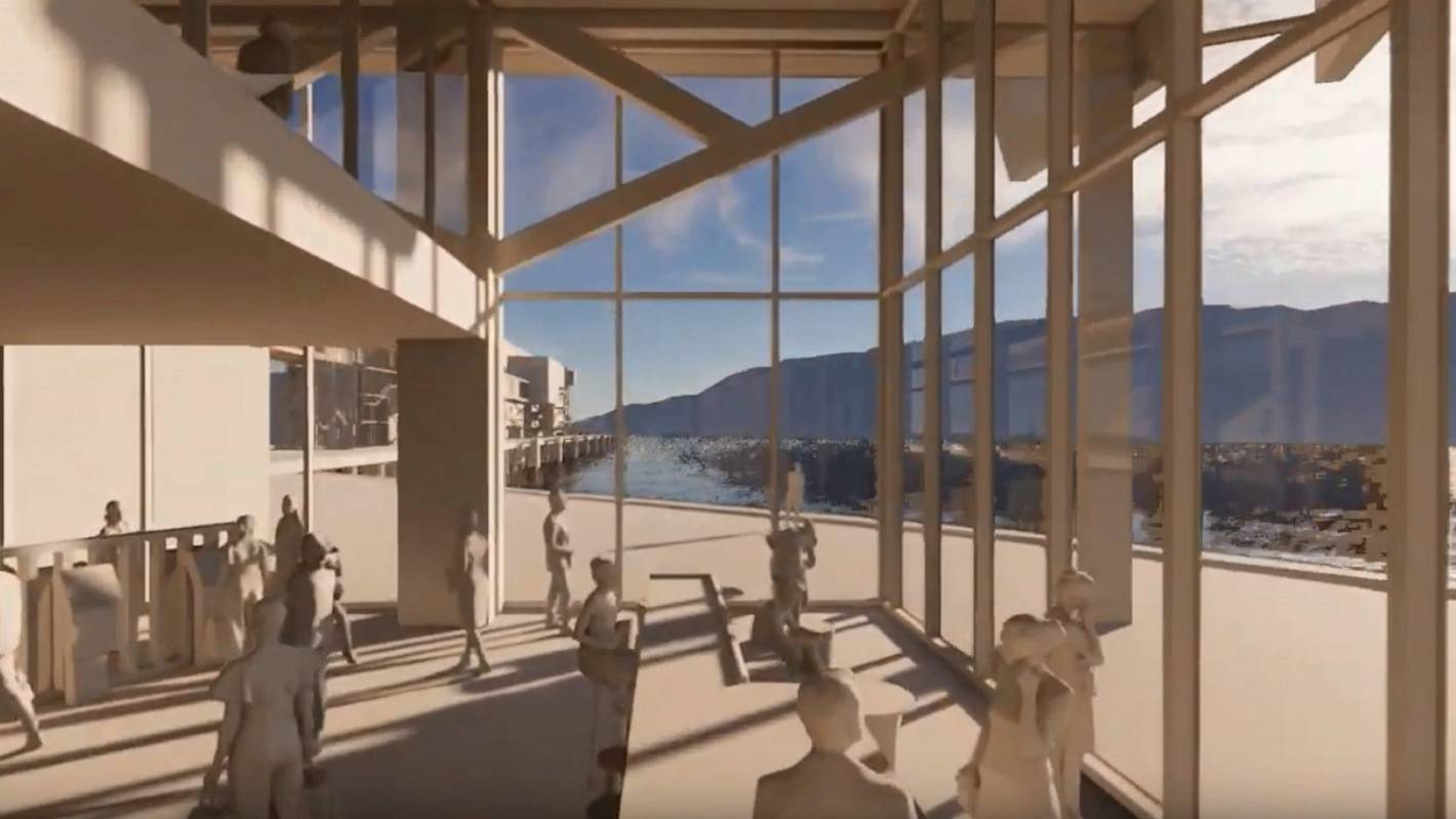 Coronavirus: Ferry terminal upgrade sees consultation move online