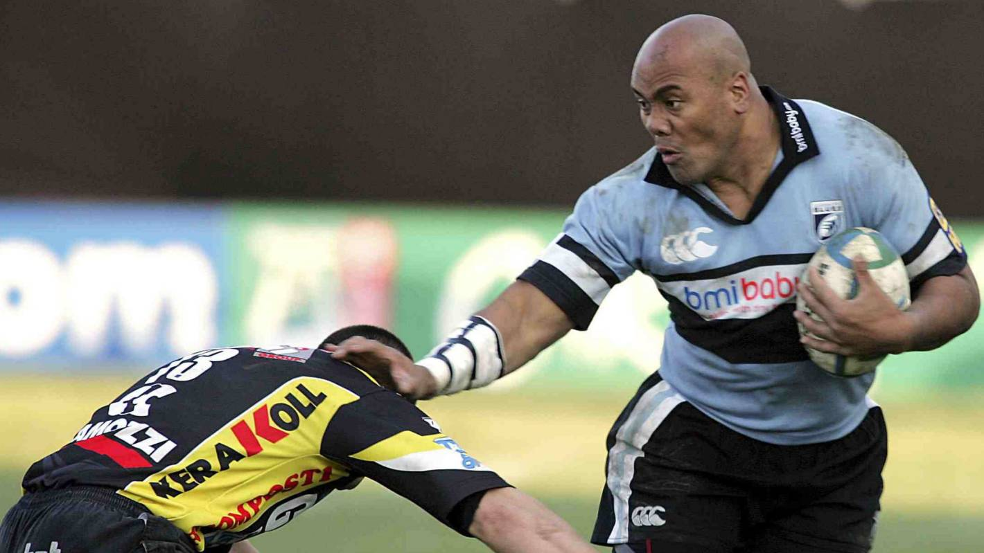 Why Wales rugby fans still love Jonah Lomu