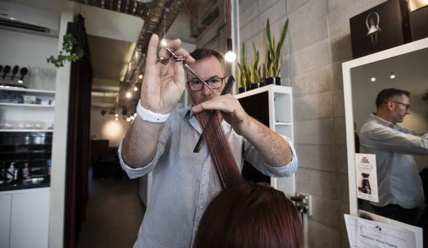 Coronavirus: Uncertain future for salons and barbers across the country