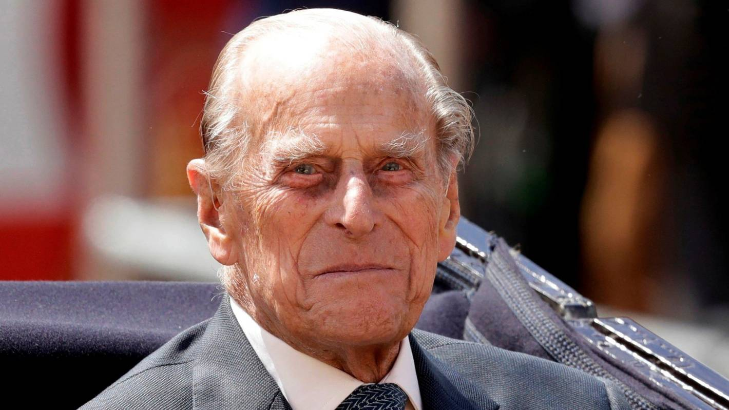 Coronavirus: Prince Philip delivers rare message to thank ...