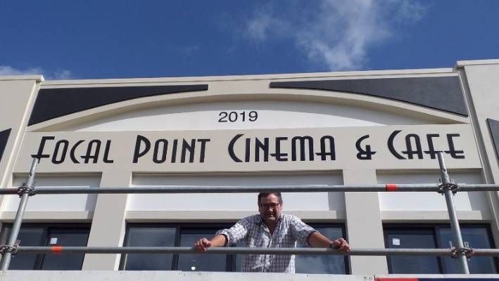 Matt Bell of Focal Point Cinemas doesn't support on-demand services for cinemas.