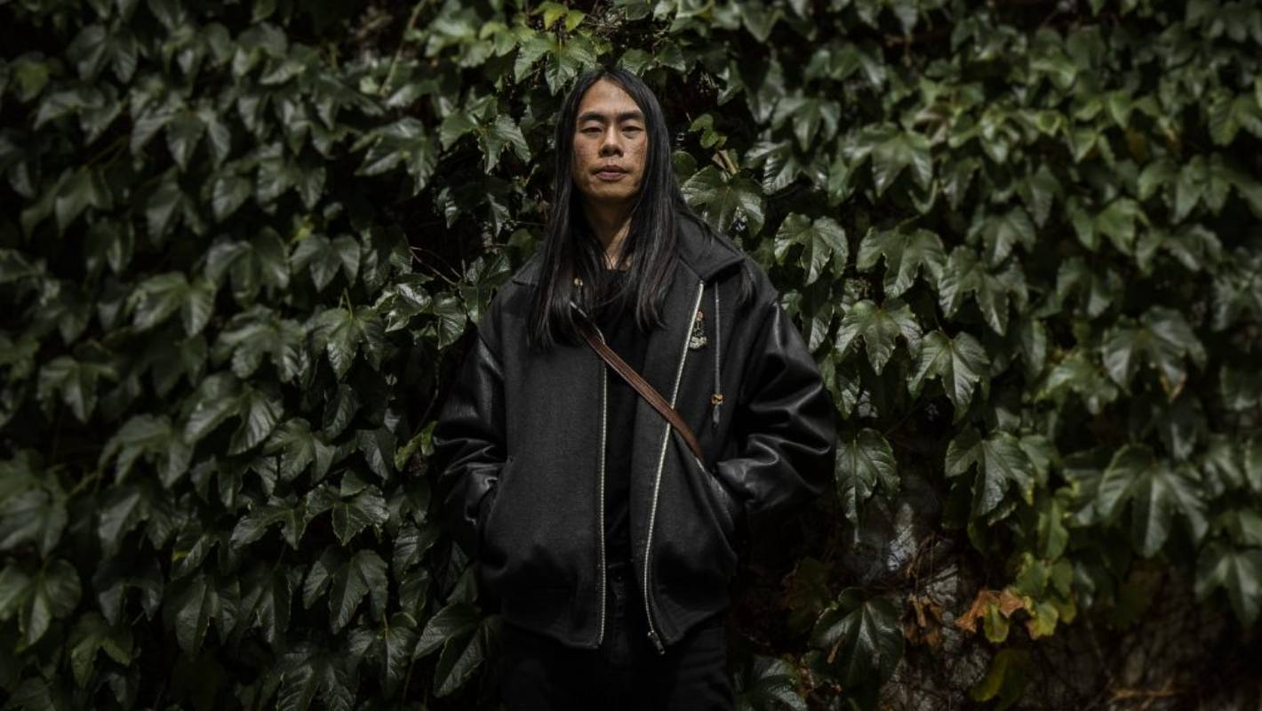 Poet Gregory Kan had his first collection published in 2016.