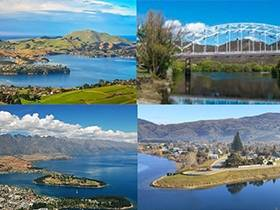 Strong growth in the Otago market.