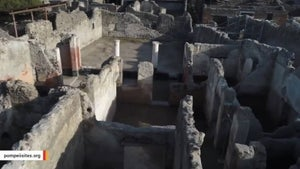 Virtual vacation: A stunning drone tour of the Pompeii ruins