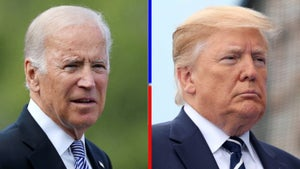 US election polls: Biden leads Trump by six points in the polls