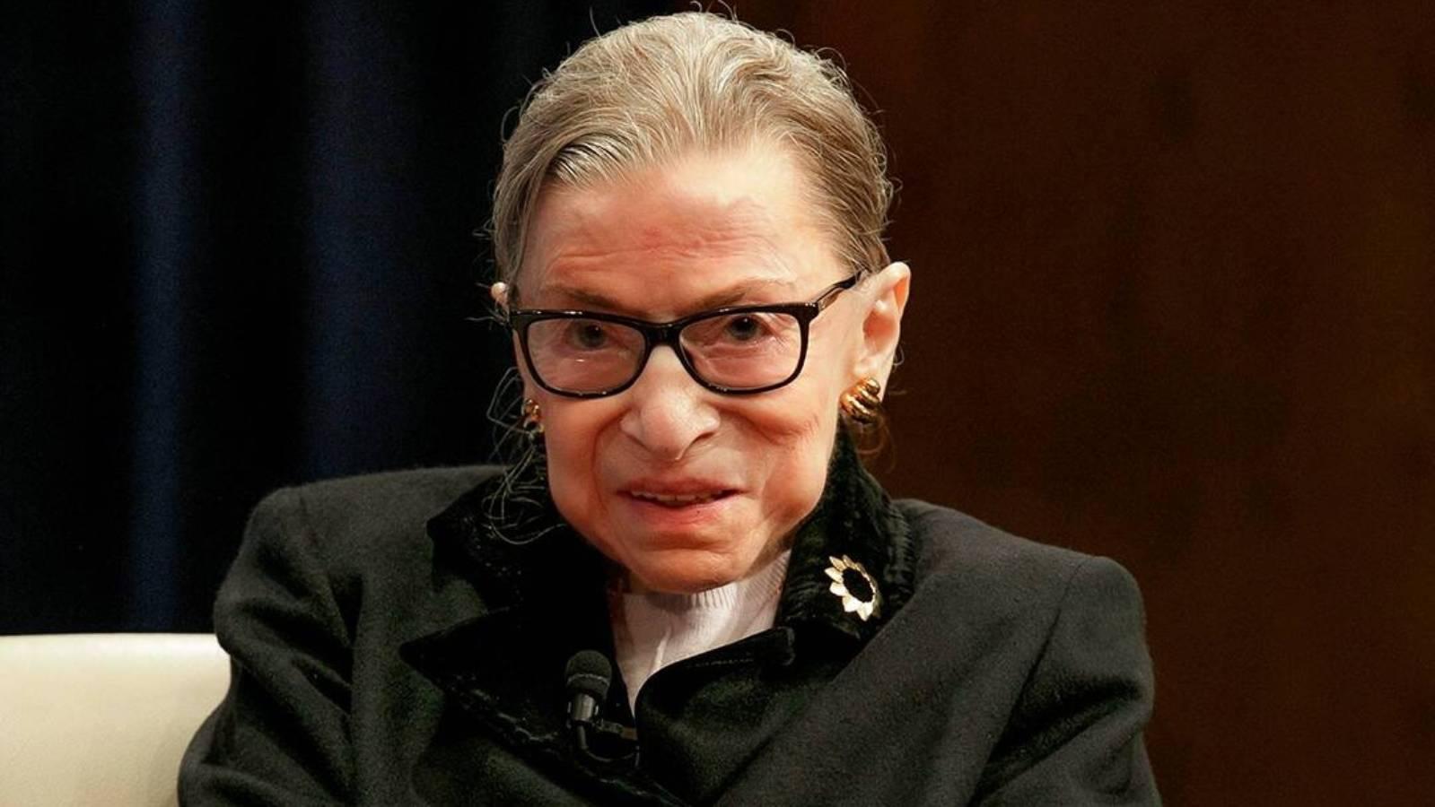 Ruth Bader Ginsburg: Legacy in photos
