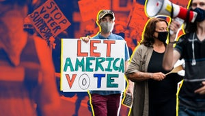 Voter suppression: how Trump is undermining the US election