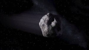 School bus-size asteroid will fly past Earth today