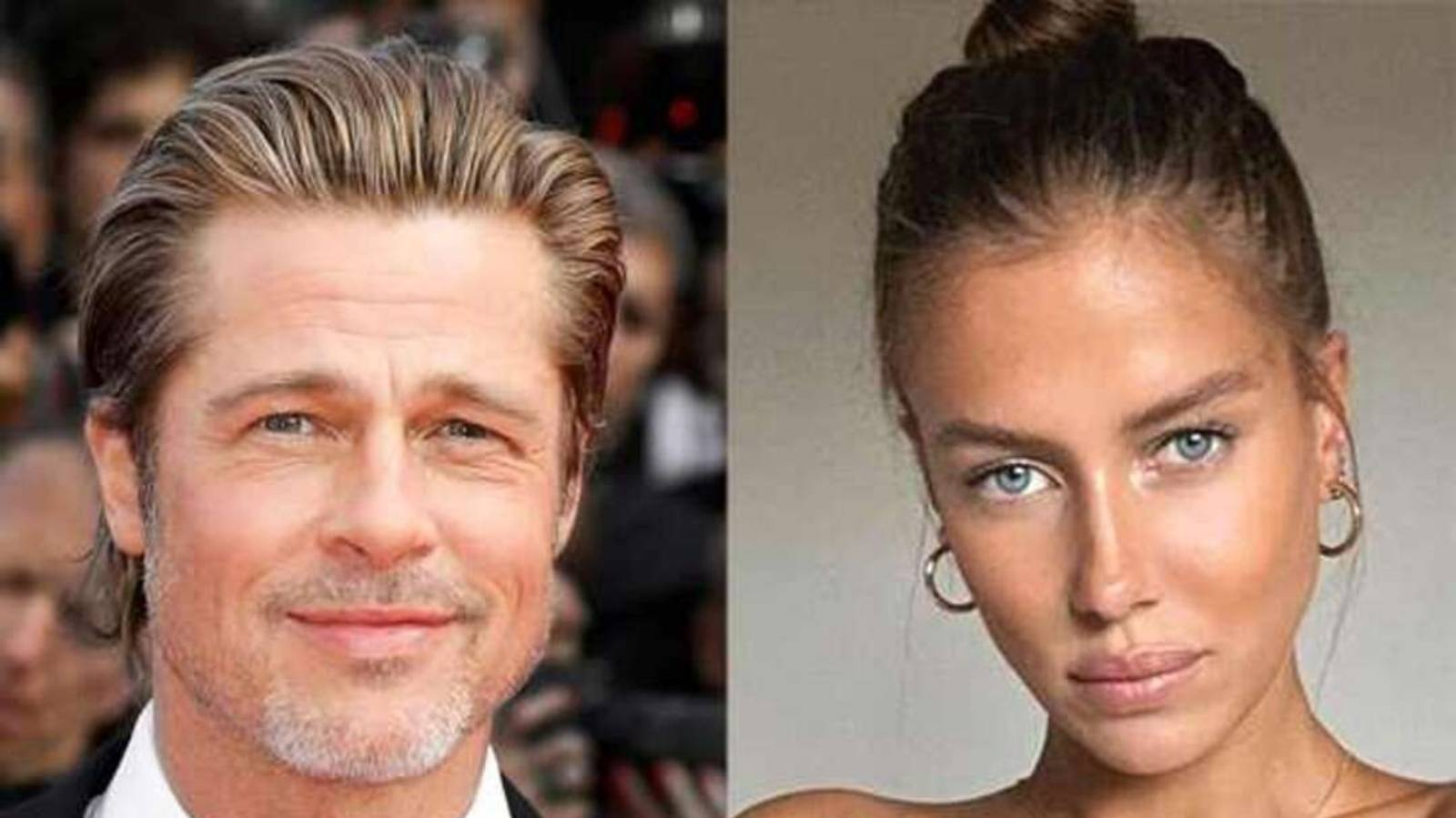 Brad Pitt and Nicole Poturalski break up