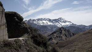 Is this New Zealand's most 'terrifying' road trip?