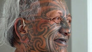Tame Iti exhibition explores Covid-19's impact and environmental issues