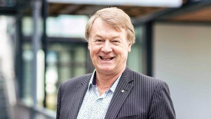 David Kitson, managing director of Quarry Capital.