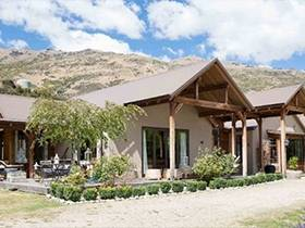 Magnificent Cardrona countryside manor home.