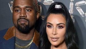 Kanye West requests joint custody of kids in response to Kim Kardashian's divorce filing