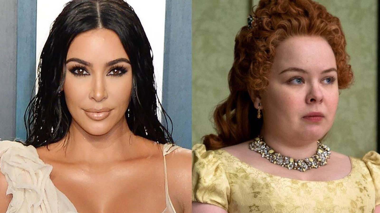 Star reveals how the Kardashians inspired Bridgerton