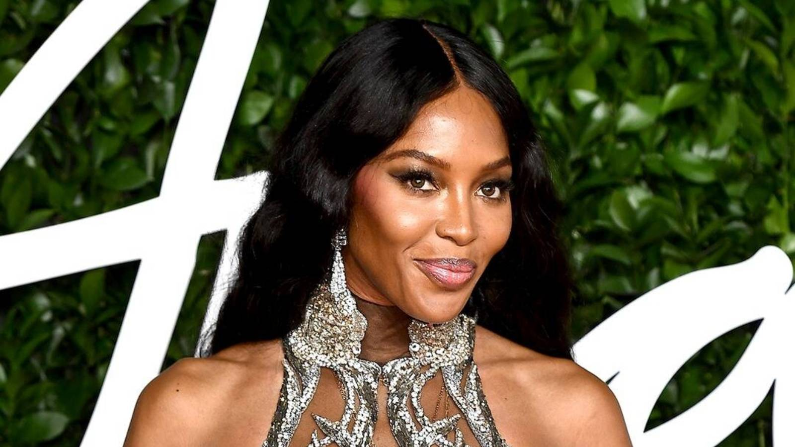 Naomi Campbell announces she's a mum at 50