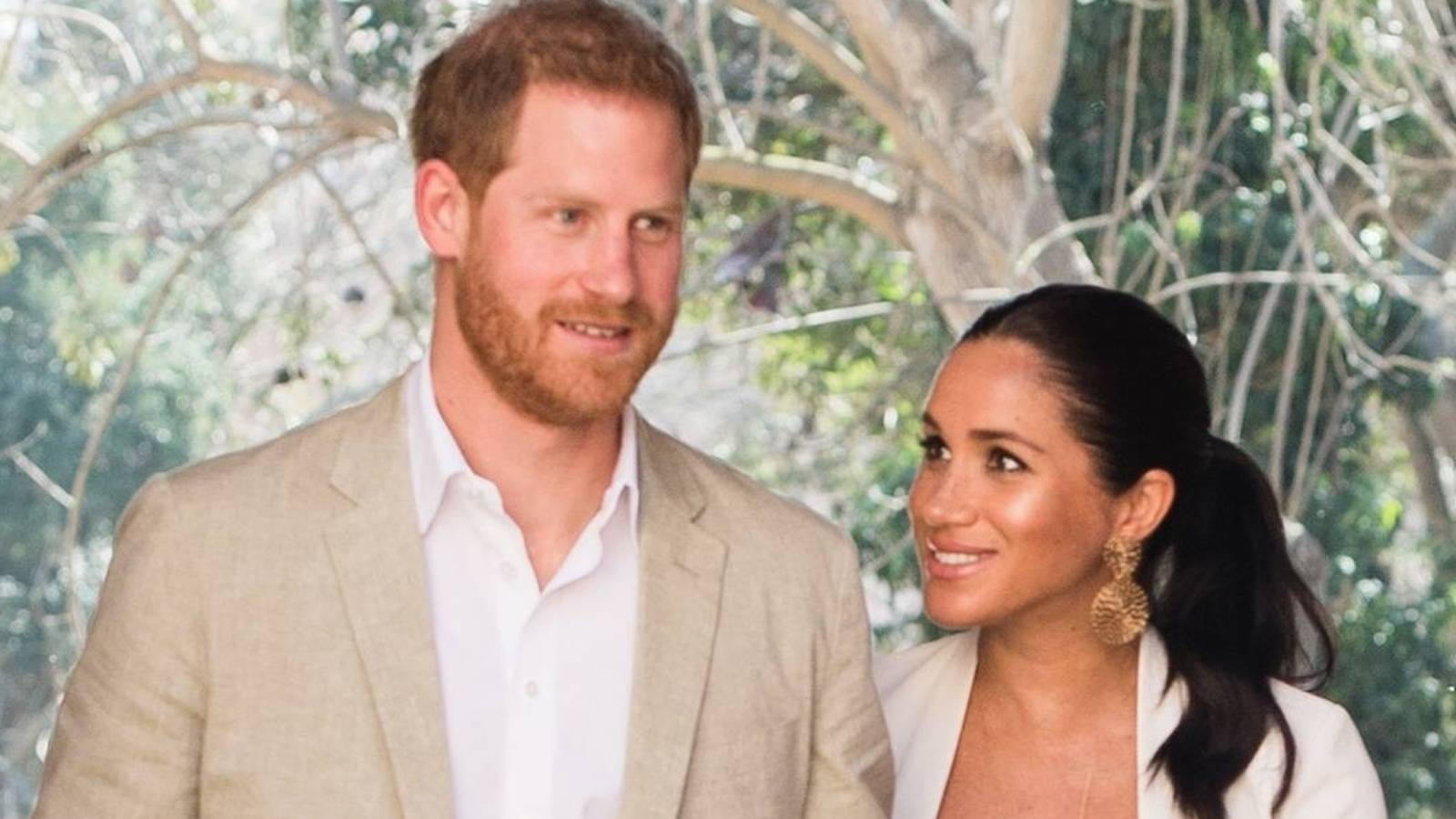 Meghan Markle and Prince Harry's royal feud is centre stage in new movie trailer