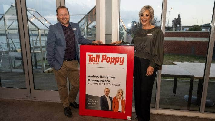 Tall Poppy is a home grown Kiwi business with a fresh take on real estate.