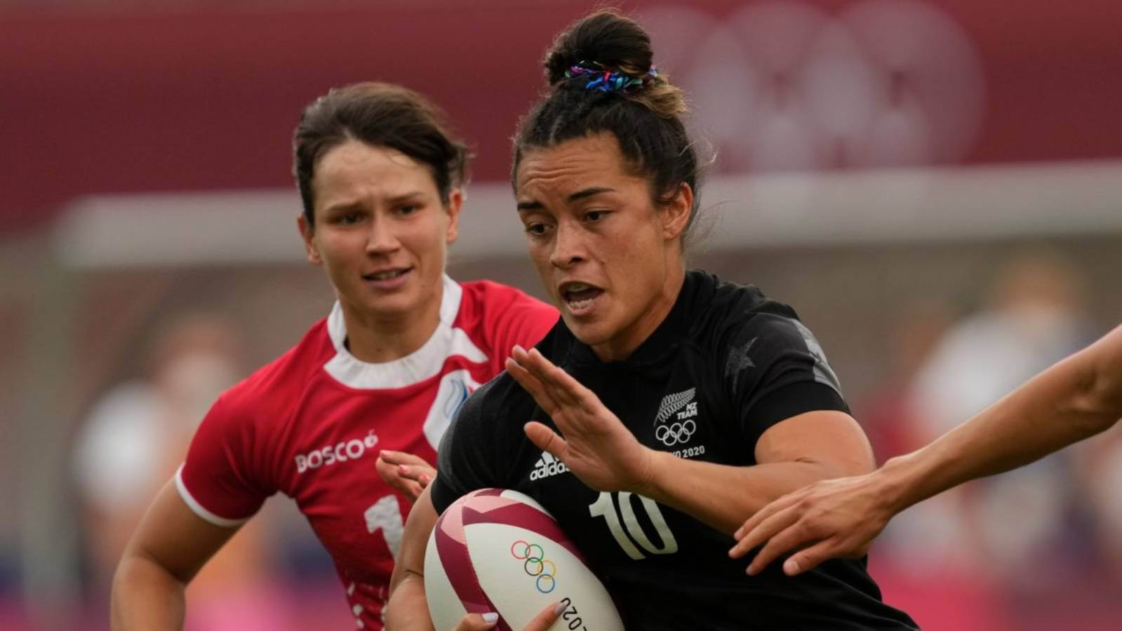 NZ thrash Russia, face Fiji in last four after Australia's exit