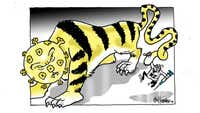 Jim Hubbard cartoon for September 23, 2021
