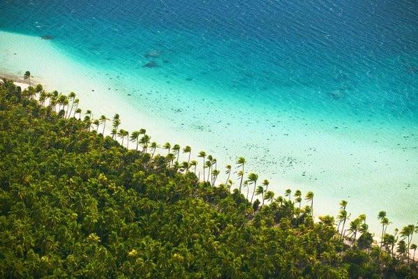 Tetiaroa paradise.