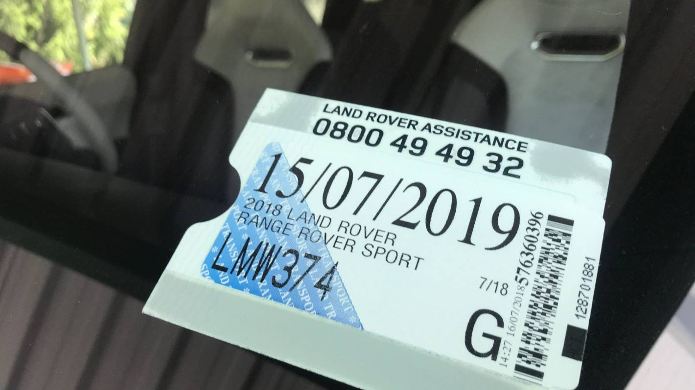 NZTA warns people about vehicle licence email scam