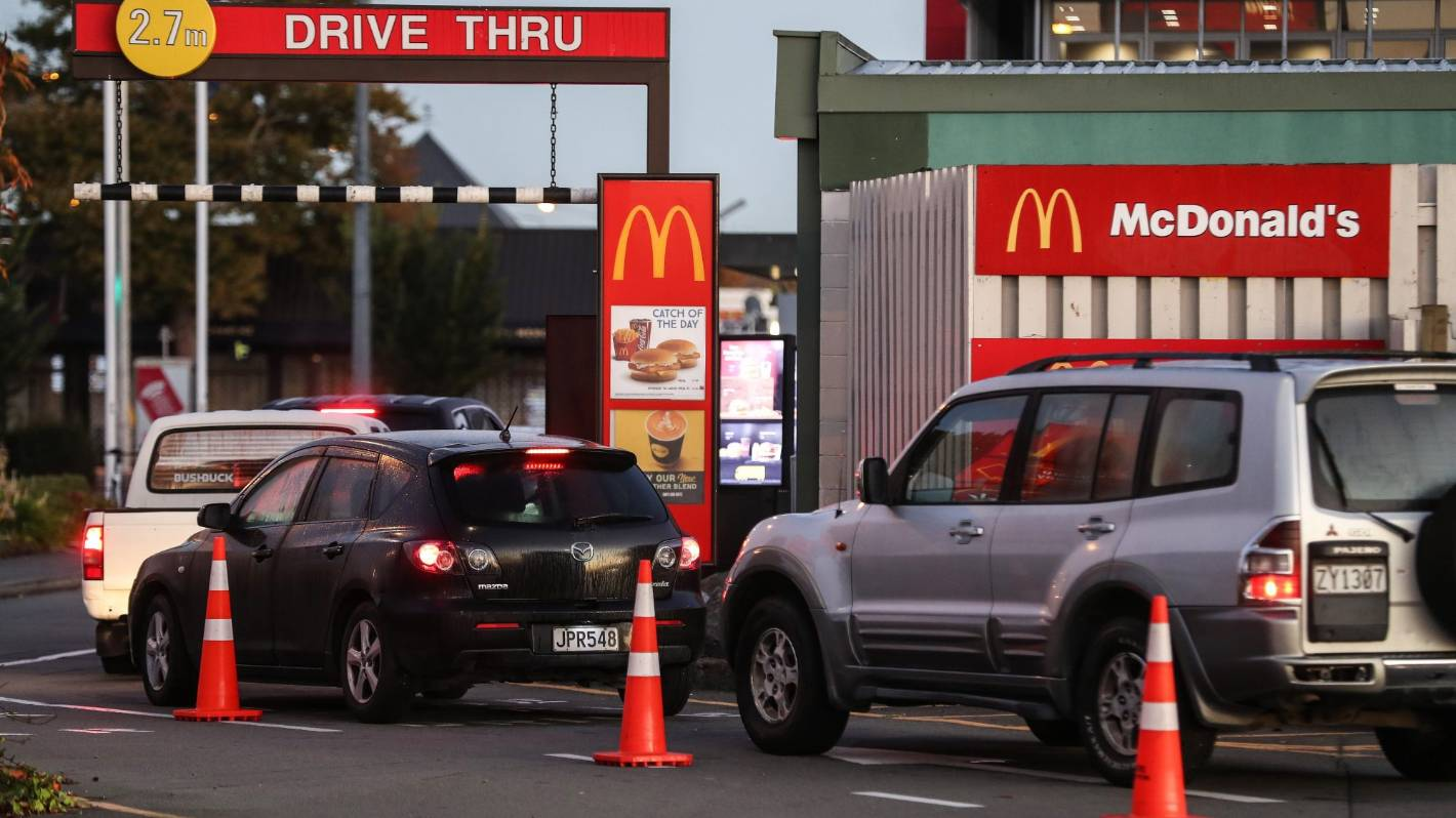 McDonald's stores run out of lettuce due to high demand for fastfood | Stuff.co.nz