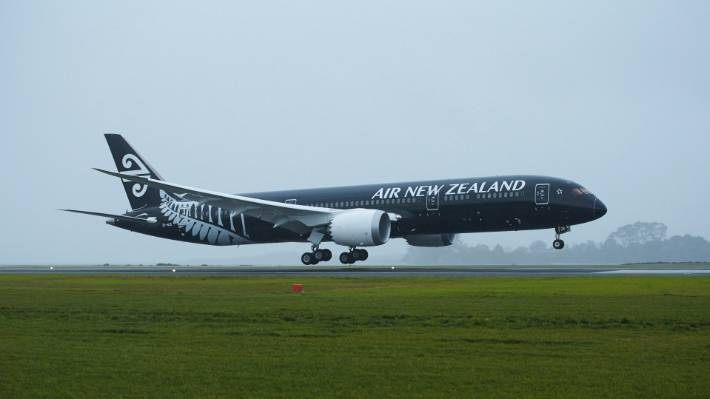 Air New Zealand has agreed to put a temporary hold on new bookings in the short term.