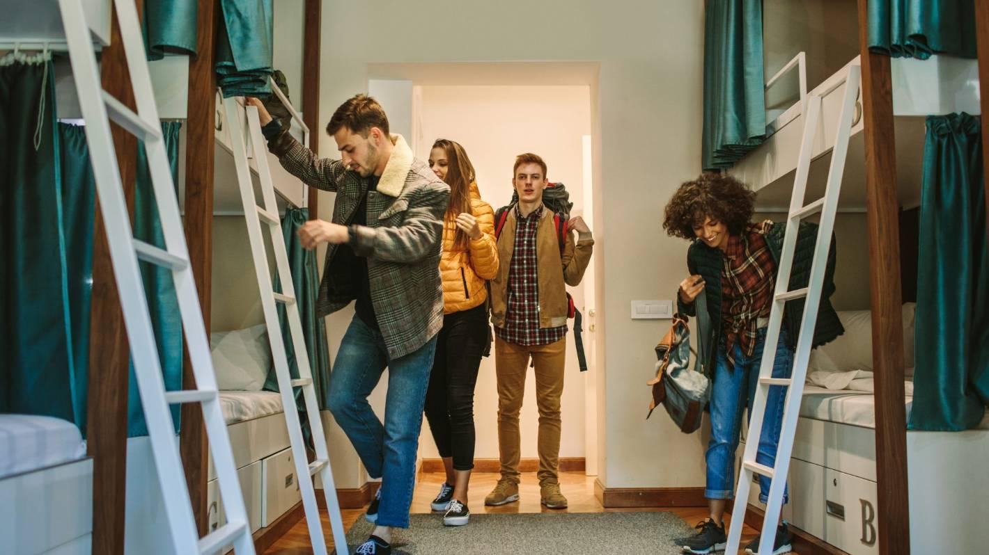 Backpacker hostels scramble to survive Covid-19 downturn