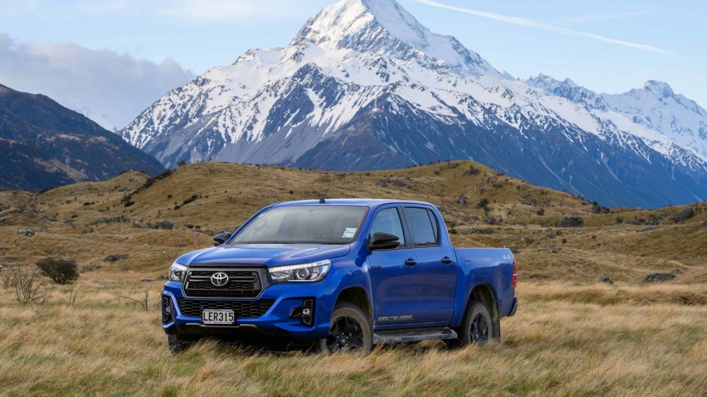 Toyota teases updated Hilux in official video
