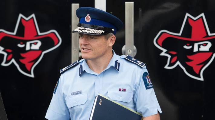 Assistant Commissioner Richard Chambers has confirmeda new branch of the National Organised Crime Group will be based in Christchurch.