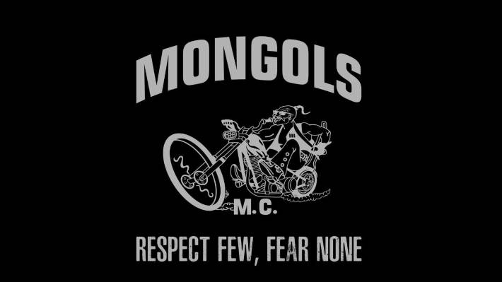 The Mongols are one of the world's most feared bikie gangs.
