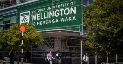 Victoria University is hoping to charter flights to bring international students back to the capital.