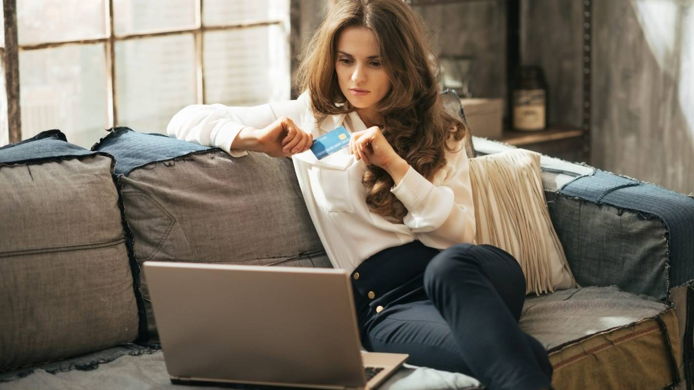 Click to Pay credit card technology offers one-step online shopping