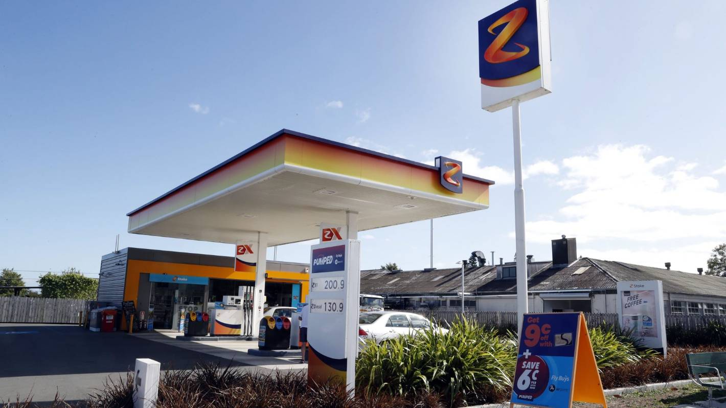 Stiff Competition Lower Margins Push Z Energy Into Loss