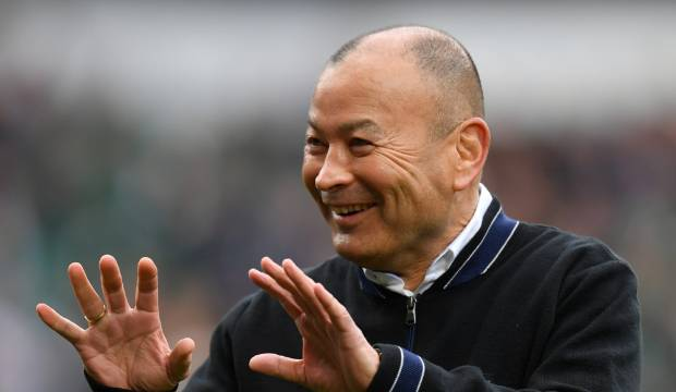 'It's like NFL': England coach Eddie Jones on the law changes he'd make to speed up rugby